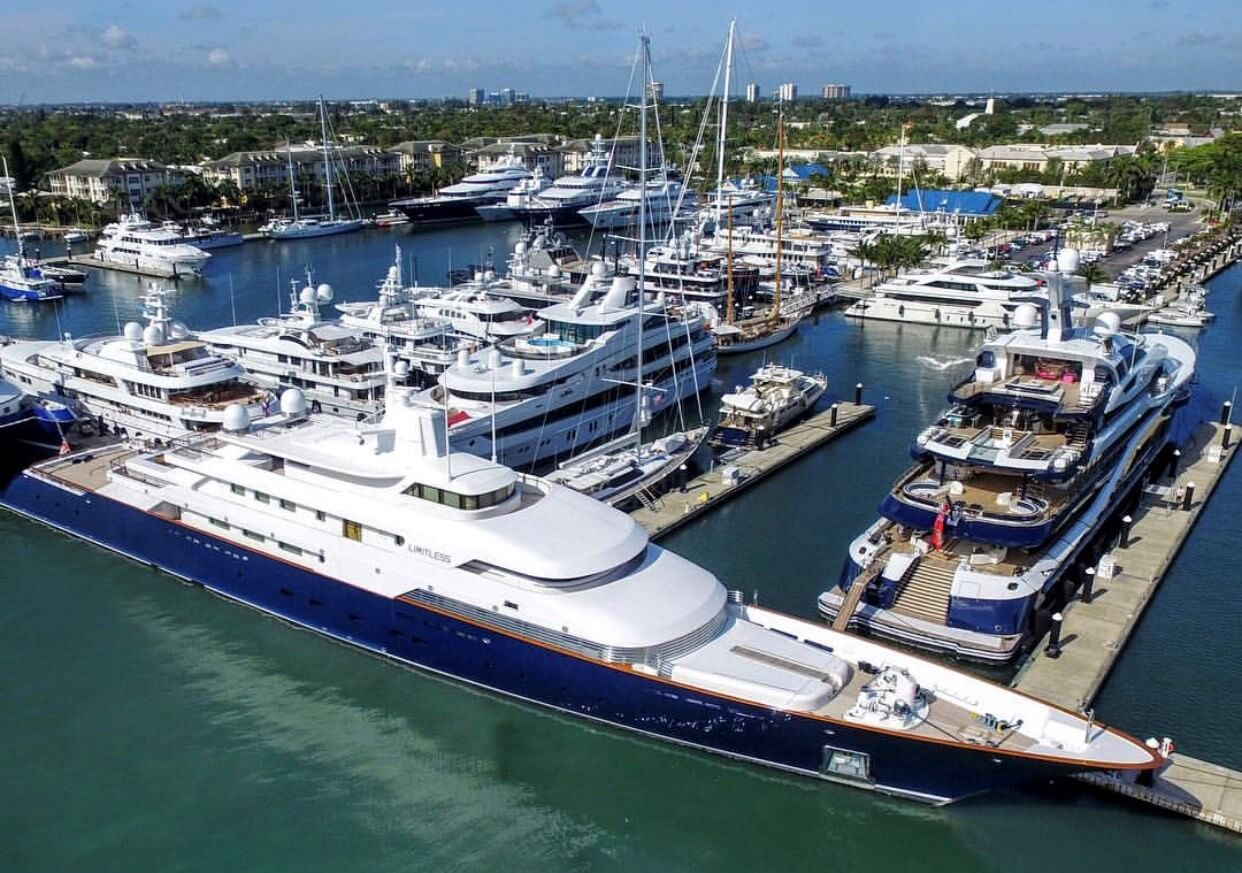 New England Wholesale seafood yacht provisioning service South Florida