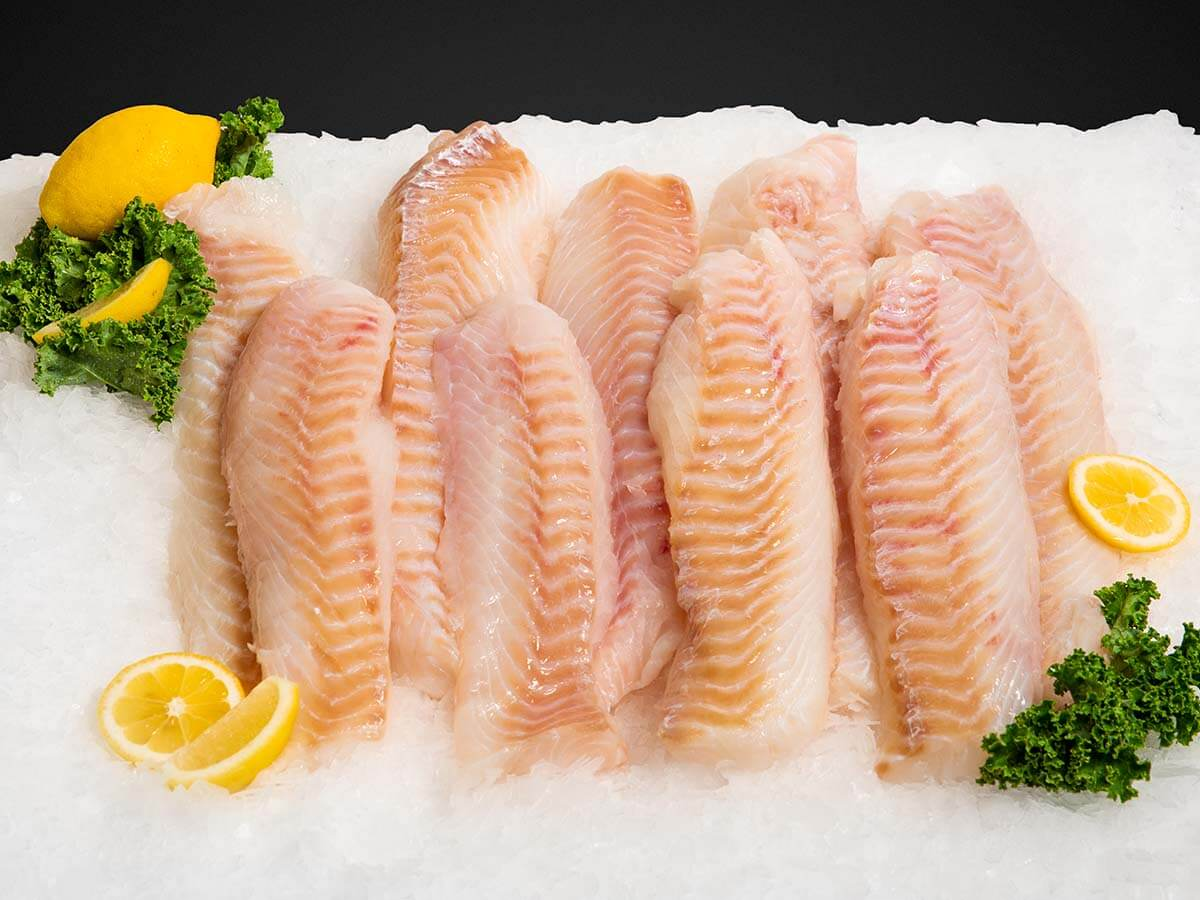 Wholesale Seafood Photo Gallery Image | Fresh Fin Fish: Cod Loin